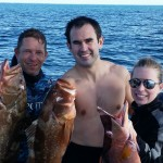 Naples spearfishing charters lessons