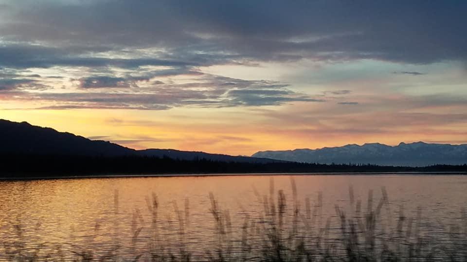 Homer AK Sunrise with Alaskan Fishing Adventures