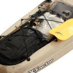 storage on malibu kayak x factor